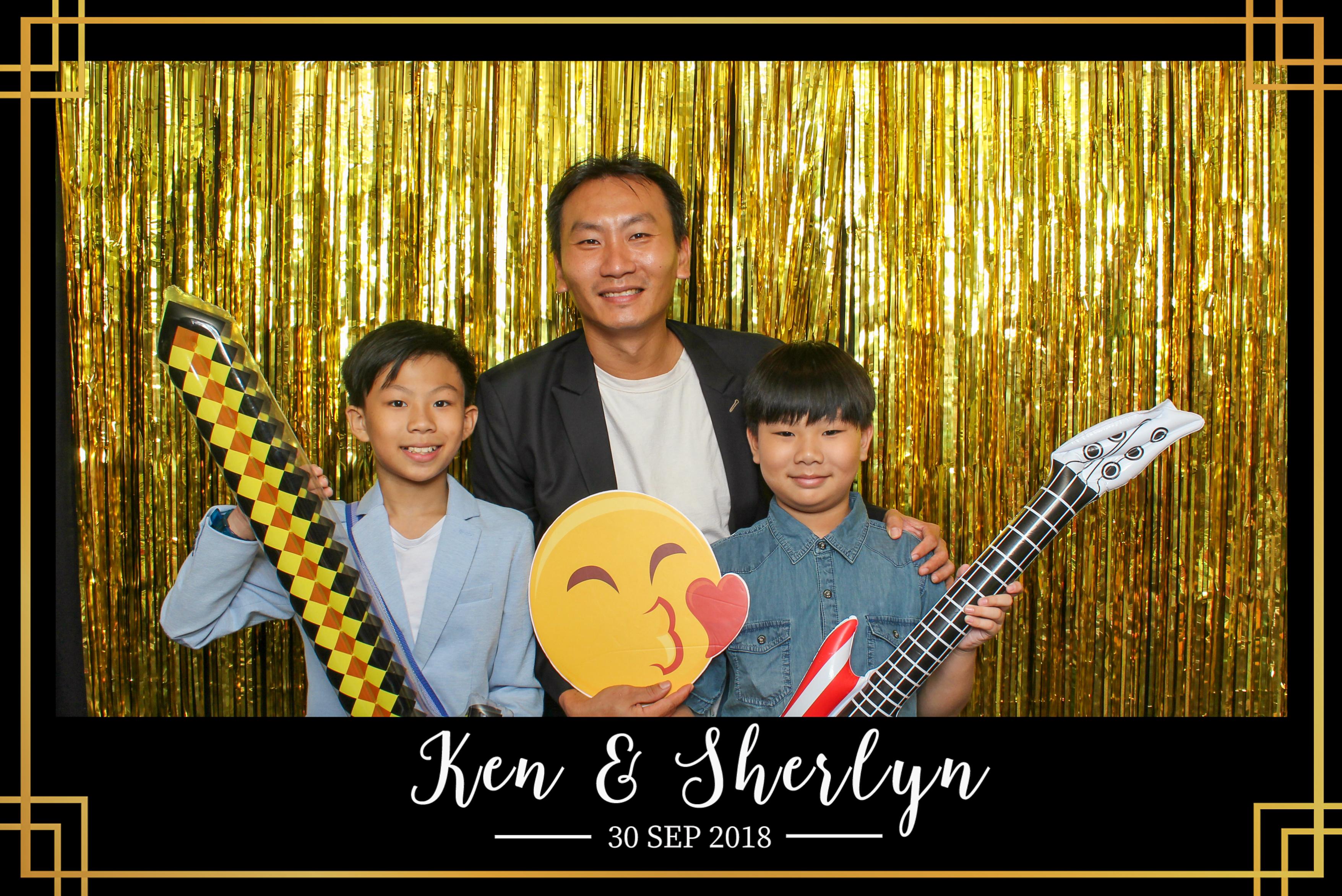 Ken Sherlyn wedding photo booth (4)