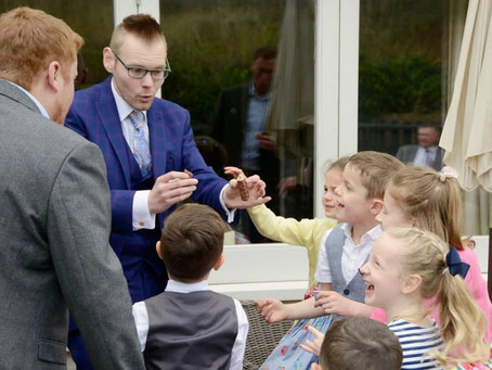 8 MUSTS for a Child Friendly Wedding