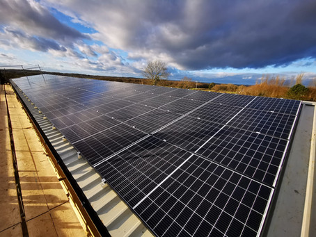 Solar PV & Batteries!