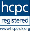 HCPC registered podiatrist chiropodist