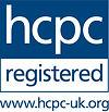 HCPC registered podiatrist chiropodist