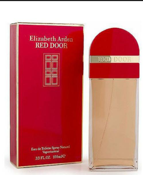 arden p clearance door red s perfumed body ebay lotion elizabeth