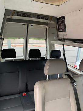 福斯T5退役復康巴士