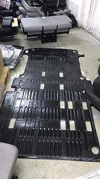 福斯T6原廠地墊