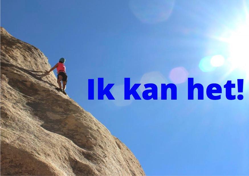 Afbeelding bij blog- Ik kan het! | Ouderen Begeleiding Zeeland
