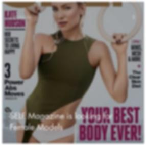 Self Magazine Casting