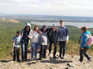 Экскурсия в г. Кыштым