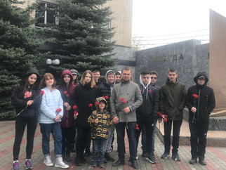 Поездка в Челябинский ОМОН