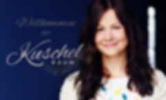Willkommen im KuschelRaum / Logo / Portrait Angeline