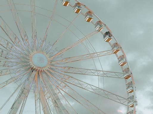 Das Wheel of Consent - Grundpfeiler meiner Arbeit