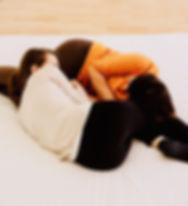 Kuschelsession mit Elena