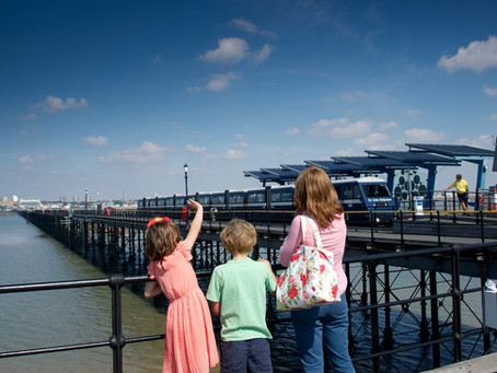Record breaking summer for Southend Pier!