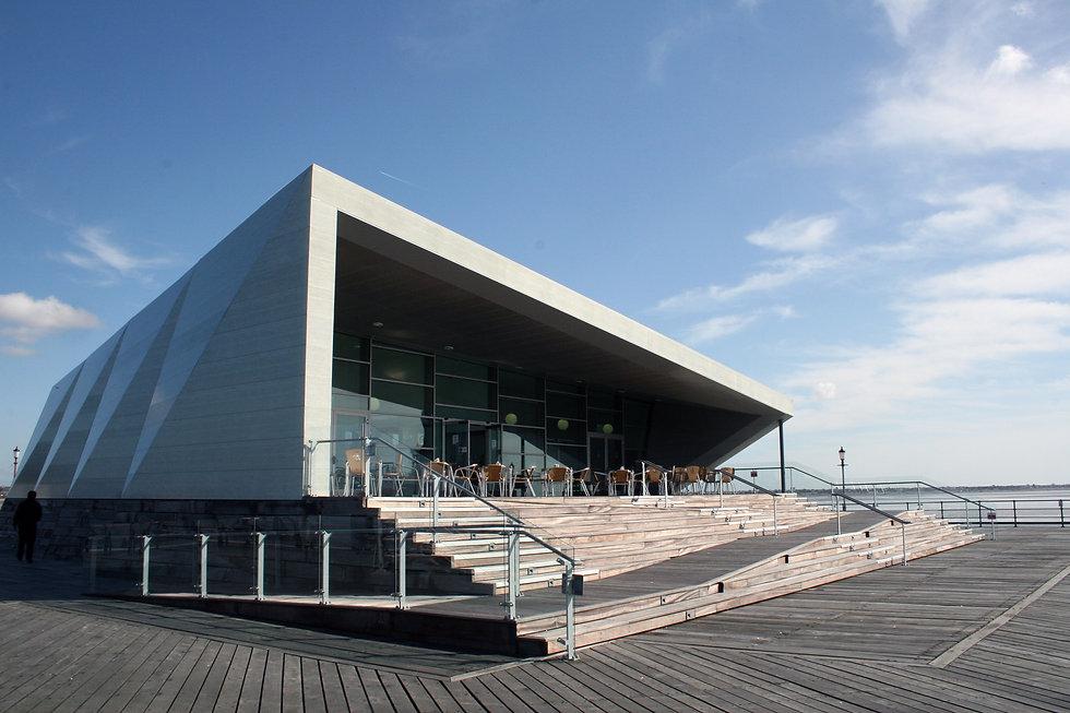 Royal Pavilion on Southend Pier