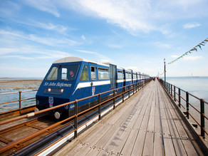 New pier trains get the green light!