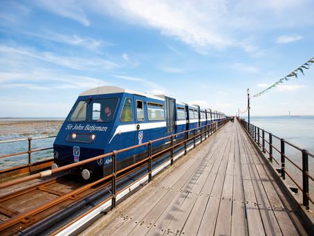 New pier trains get the green light!