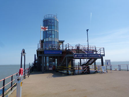 RNLI Lifeboat station and Gift Shop