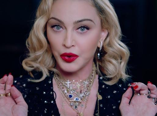 Madonna defende a cloroquina