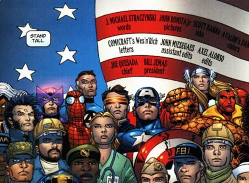 11 de setembro de 2001 no universo da Marvel, o dia em que todos os heróis falharam