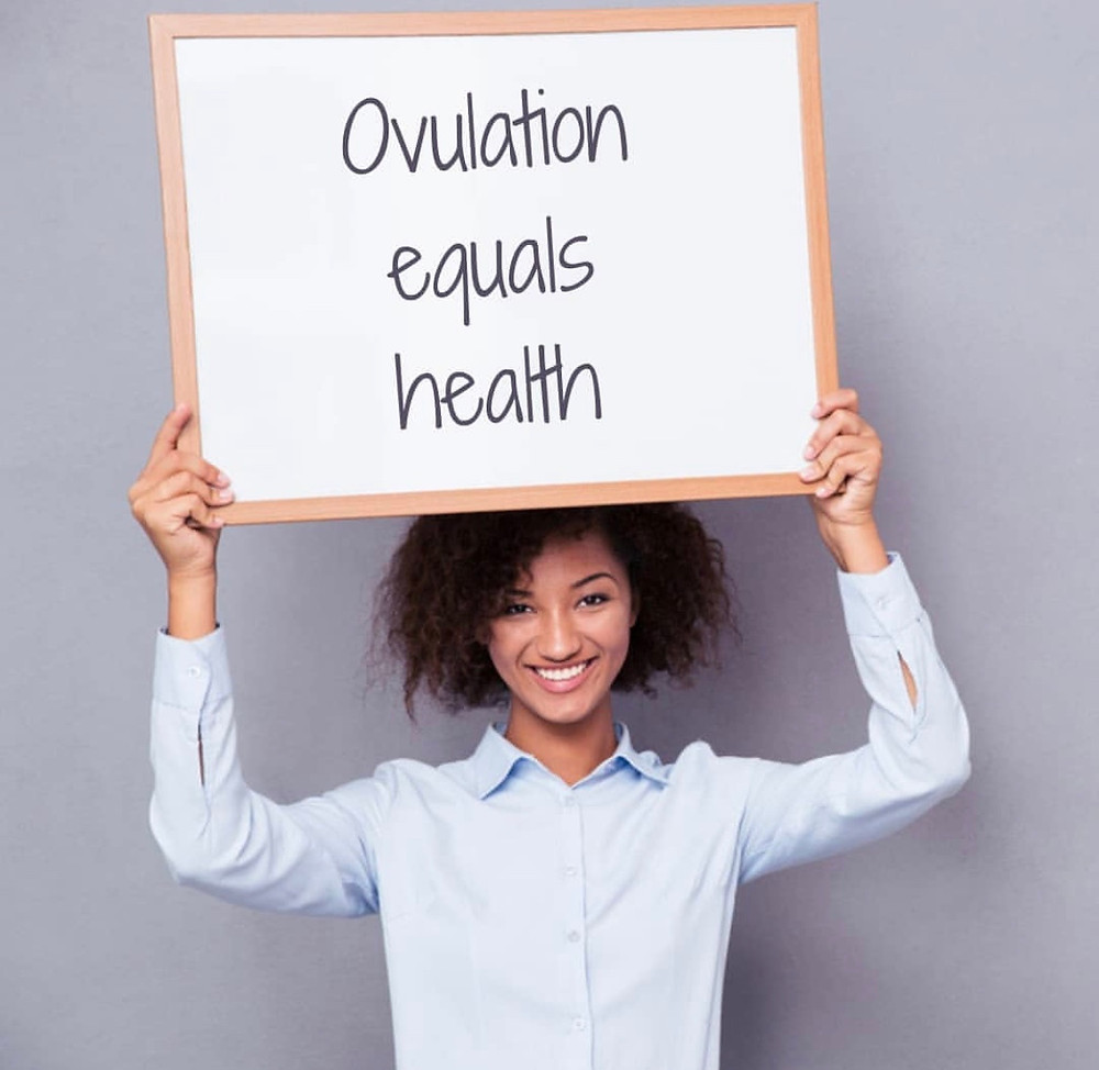 Ovulation equals health! Dr. Lara Briden Instagram