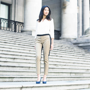 Inside the Mind & Regimen of the Renaissance Woman that is Cynthia Zhou