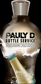 Pauly D Bottle Service 160X