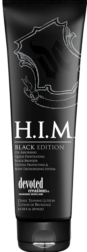 HIM Black 40X