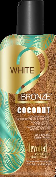 White 2 Black Coconut 35X