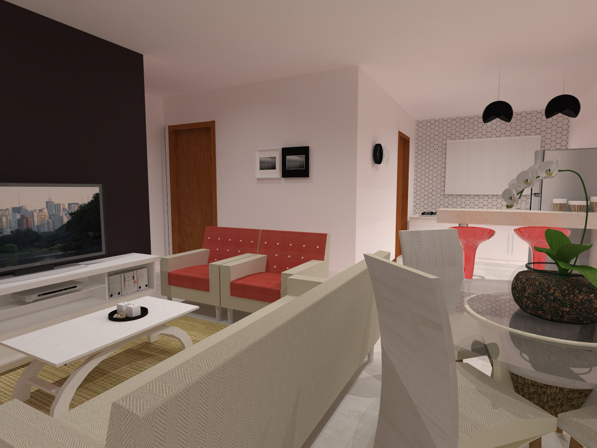 Residencial Vale do Sol - Interior 2