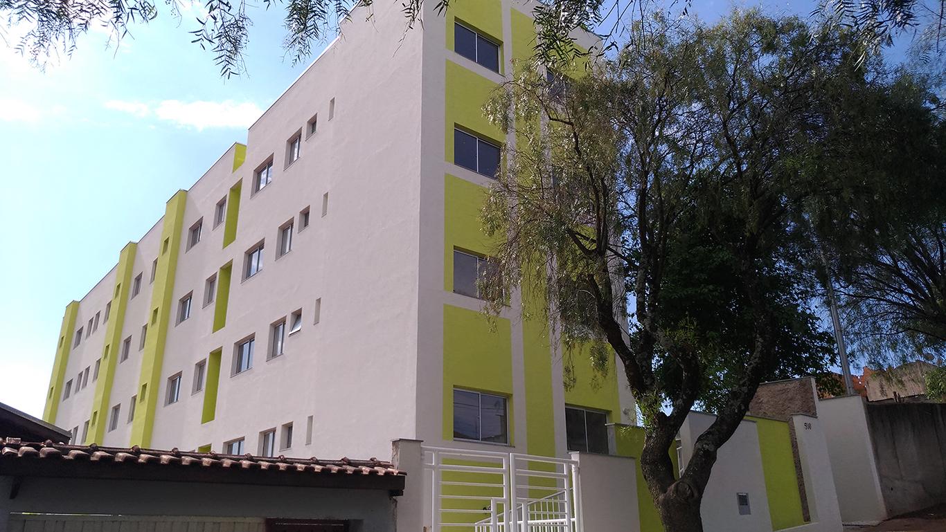 Fachada Residencial Dom Bosco