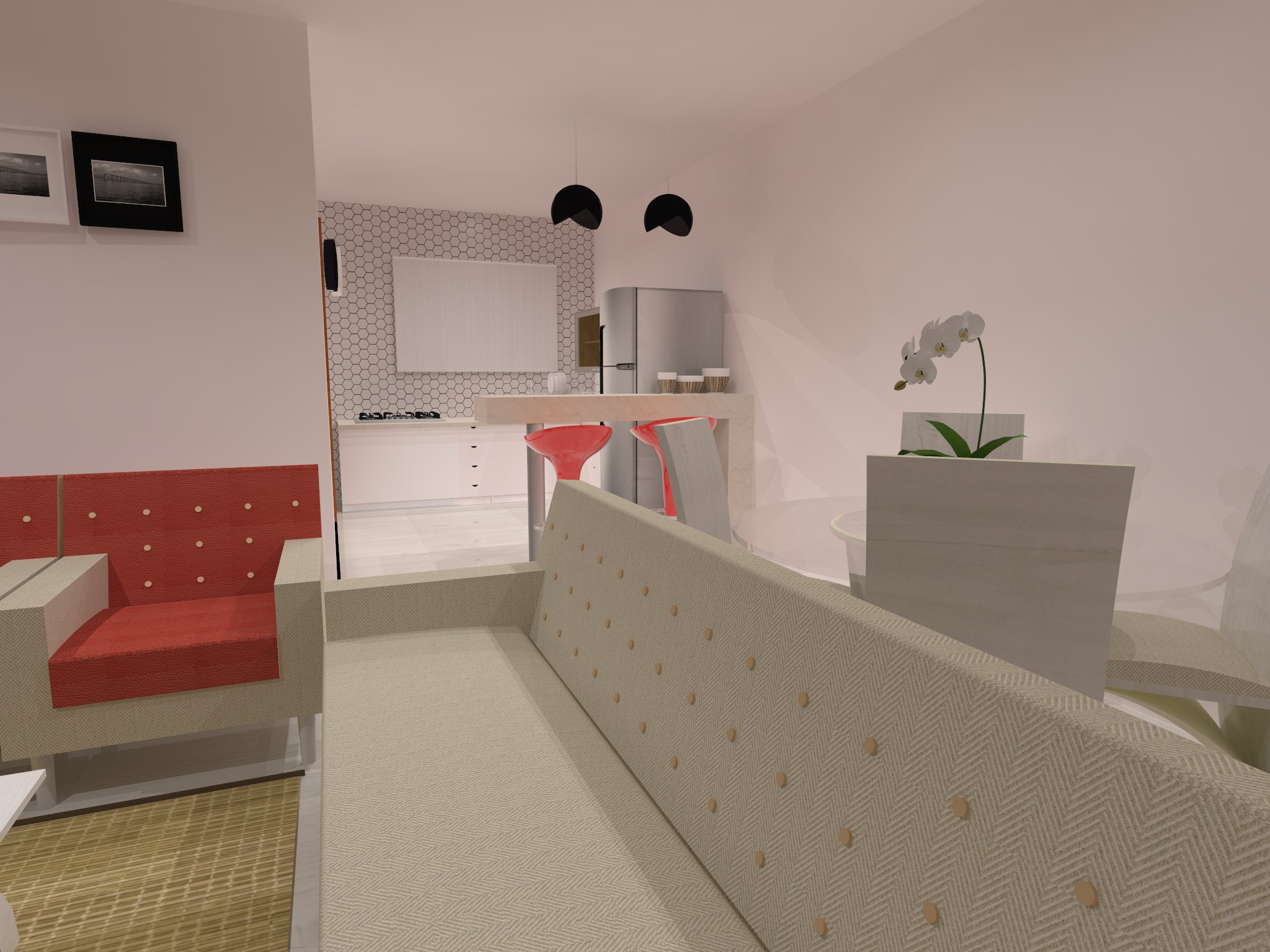 Residencial Vale do Sol - Interior 1
