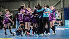 Coupe EHF (F) 2020/2021 | Nantes ne manque pas son billet pour le Final Four !