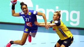 Euro 2020 (F) | L'équipe type de la compétition : Estelle Nze-Minko mvp de l'Euro !
