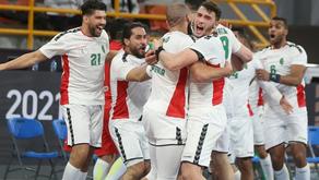 Mondial 2021 (M) : L'Algérie  remporte difficilement le derby maghrébin