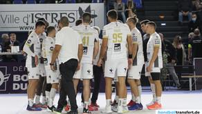 Lidl Starligue 2020/2021 | J9 : Aix retrouve enfin la compétition et la victoire