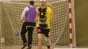 Interview de Guirec Cherrier (ASPTT Mulhouse\Rixheim)