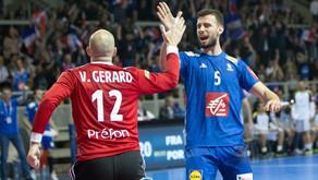 Euro 2022 (M) | La liste des 16 Bleus pour la Serbie