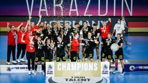 Euro U19 (M) | Le sacre de l'Allemagne qui survole la finale !
