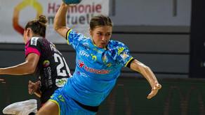 Transfert   Brest récupère Laurène Catani en provenance de Toulon