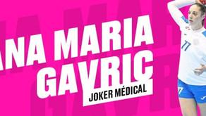 Transfert | Ana Maria Gavric remplace Jaukovic au sein du Brest Bretagne Handball
