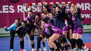 Coupe d'Europe (F) 2020/2021 | Nantes qualifié et Metz se remet d'aplomb en seconde mi-temps