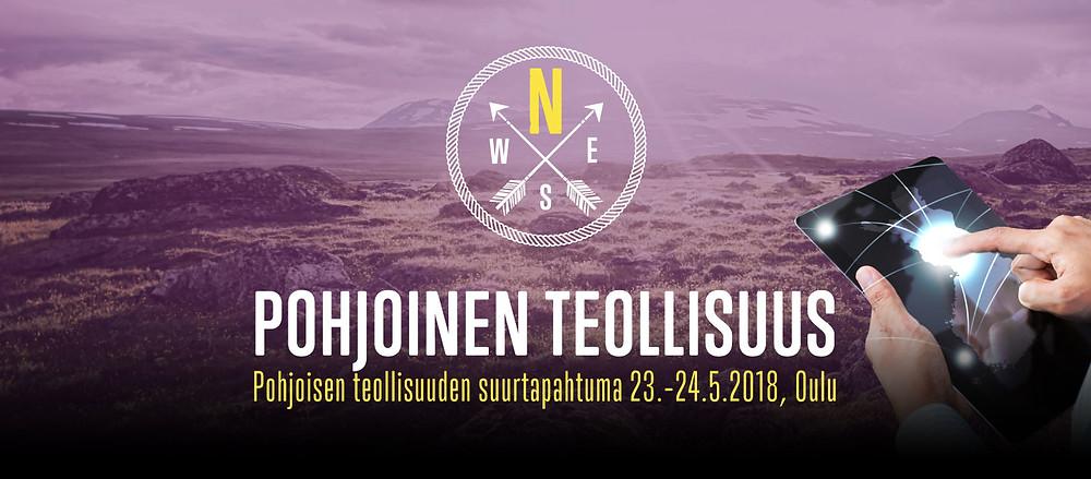 POHJOINEN TEOLLISUUS 23. - 24.5.2018
