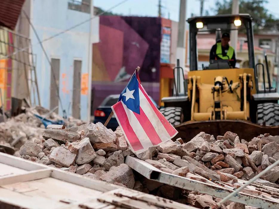Disaster Resettlement