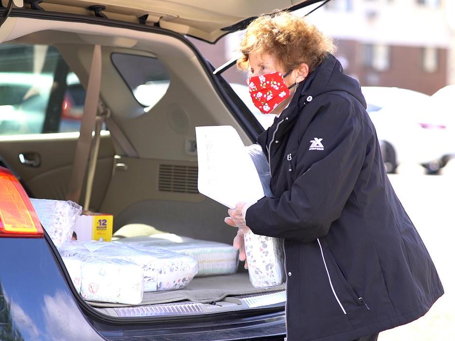 Diaper Delivery Service