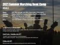 O.N.E. Band Notes - Band Camp Update