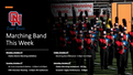 O.N.E. Band Notes - Week of 10/04 to 10/10