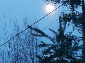 Januari Fullmåne