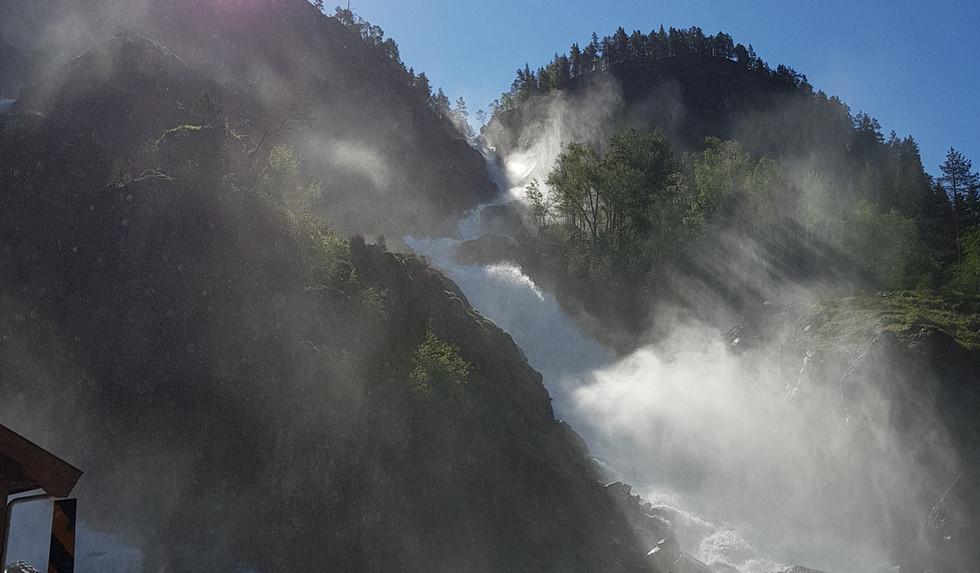 Stora vattenfallet