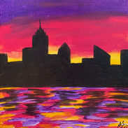 Cityscape at Sunset.jpeg
