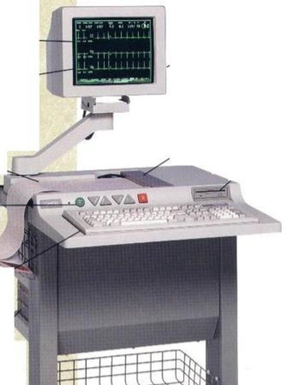 ELECTROCARDIOGRAFO  QUINTON Q4500 (STRESS SYSTEM)