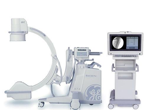 """OEC Refurb 2018 OEC 9800 9 """"II Vascular con actualización de LCD"""